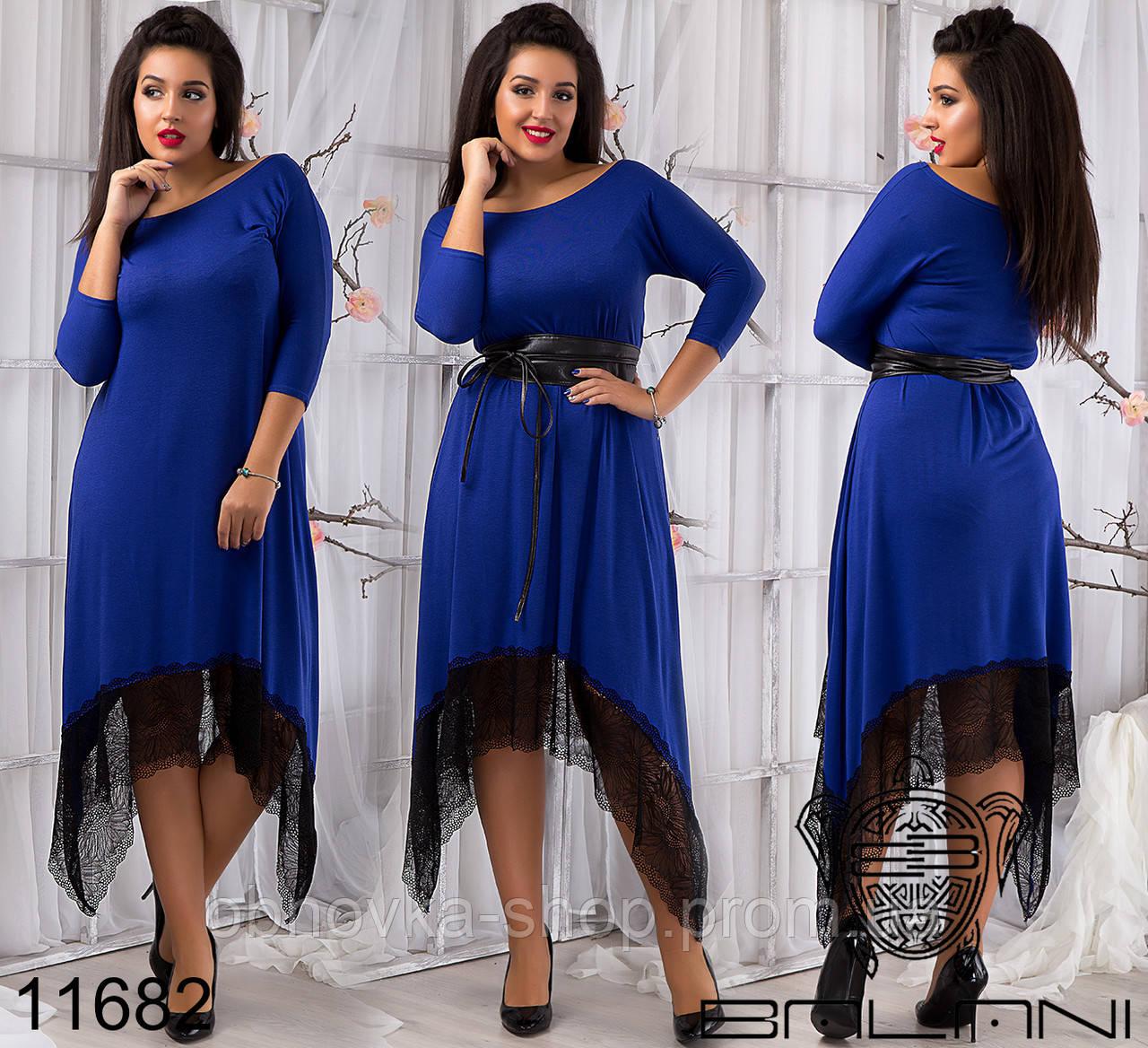 ca59f85abce3c22 Вечерние платья больших размеров р. 48-54 11681 4 цвета - Интернет-магазин
