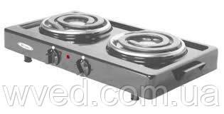 Электроплитка Мечта 2х конфорочная (2 кВт Широкий тен)