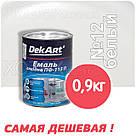Декарт Dekart Краска-Эмаль ПФ-115 Белая №12 2,8кг, фото 2