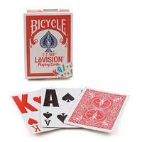 Карты Bicycle Lovision