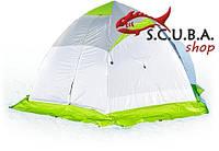 Палатка для зимней рыбалки LOTOS 4 ( 2,70 x 3,10 x 1,70 м)