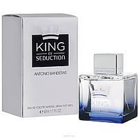 Antonio Banderas KING Seduction Men EDT 50