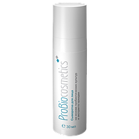 Сыворотка для лица (ProBioCosmetics), стимулирует быстрое разглаживание мелких мимических морщинок.