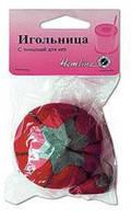 Игольница-подушка с точилкой для иголок