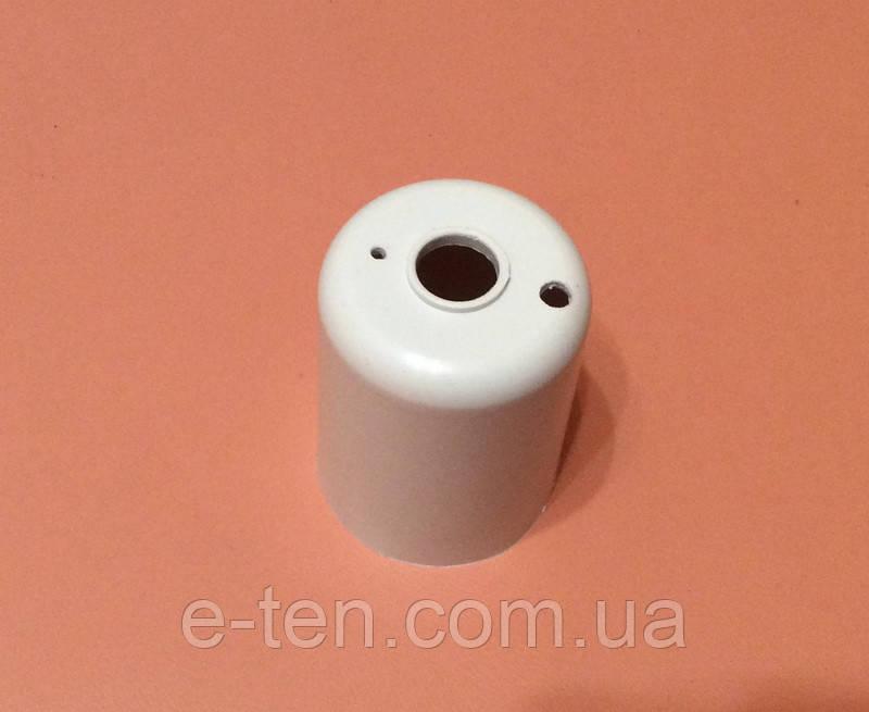 Колпак пластиковый защитный (БЕЛЫЙ) под любой круглый терморегулятор стержневой (для батарейных ТЭНов и др.)