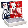 Карты игральные Aviator Jumbo index