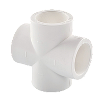 Крестовина для внутренней канализации — 20, KLD