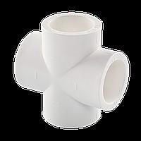 Крестовина для внутреннего водопровода — 20, KLD