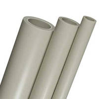 "Труба ""Хит Пласт"" полипропиленовая PN 20 (ПП-80, тип 3) — Диаметр (d) 25 мм, толщина стенки 4,2 мм"