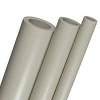 "Труба ""Хит Пласт"" полипропиленовая PN 20 (ПП-80, тип 3) — Диаметр (d) 32 мм, толщина стенки 5,4 мм"