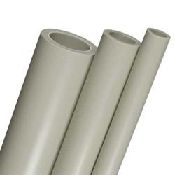 "Труба ""Хит Пласт"" полипропиленовая PN 20 (ПП-80, тип 3) — Диаметр (d) 90 мм, толщина стенки 15 мм"