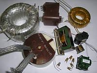 Разработка и изготовление трансформаторов, дросселей, катушек  индуктивности