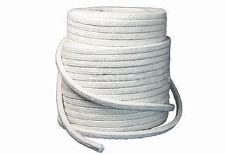Уплотнительный керамический шнур для котла термостойкий Europolit ECZ 20x20мм