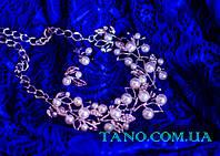 Підвіска квітуча перлина, фото 1