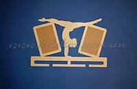 Медальница с рамками под фото заготовка для декора