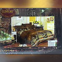 Комплект постельного белья Jack komfort 3D ночной город (180 х 210 см)