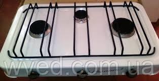 Таганок Вогнык 3х конфорочный (Без крышки)