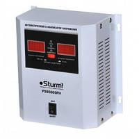 Стабилизатор напряжения релейный Sturm 500 ВA настен. PS93005RV