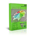 Папір кольоровий 80г/м, А4 500арк. SPECTRA COLOR IT 321 Cyber HP Green (Неоновий зелений)