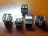 Double USB A Female - двойной юсб коннектор разъем, фото 2