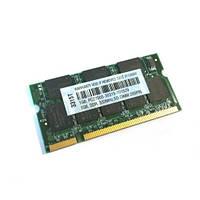 Память 1 ГБ SODIMM DDR PC2700 333 DDR1 новая / Аксессуары для компьютера