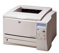 Бу HP LaserJet 2300n, сетевой лазерный принтер формата А4
