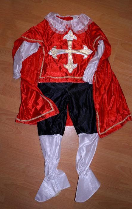 Карнавальный костюм Мушкетер Золотая игрушка