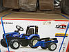 Детский трактор на педалях Falk 3090B, фото 3