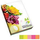 Папір кольоровий 80г/м, А4 SPECTRA COLOR Rainbow Pack Light IT 82T 5кол./20шт./100арк. Пастельний