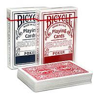 Карты игральные для фокусов Bicycle Seconds