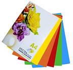 Папір кольоровий 80г/м, А4 SPECTRA COLOR Rainbow Pack Deep IT 82A 5кол./20шт./100арк. Інтенсивний