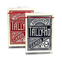 Карты игральные Tally-Ho (Original Fan Back)