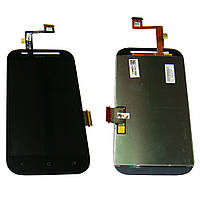 Дисплейный модуль для HTC Desire SV T326e (black) Original