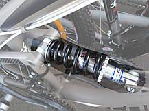 Велосипед горный с амортизаторами спортивный Дискавери Rocket 24 для подростков, фото 3