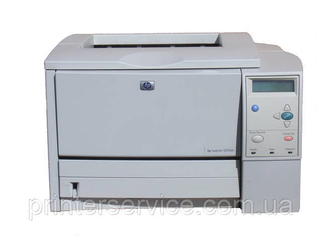 Бу HP LaserJet 2300dn, лазерный принтер формата А4