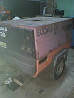 Компрессор передвижной ECOAIR F30, фото 1
