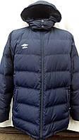 Пуховик Umbro Down Jacket 450114-098