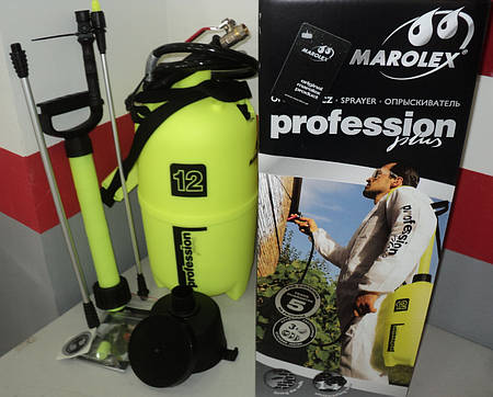 Опрыскиватель для побелки известью Marolex Profession Plus (Маролекс) на 12 литров пр-во Польша