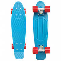 "Скейт Пенни борд Penny board Original 22"" CYAN/RED - 2016 100% оригинал Австралия"