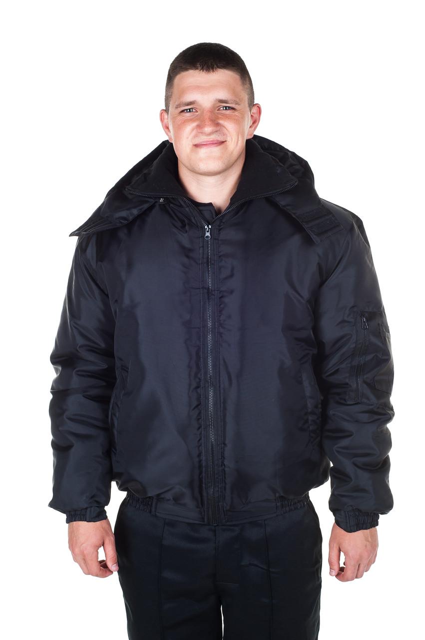 """Куртка охоронця утеплена """"Титан"""""""