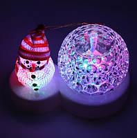 Светодиодный шар лампа LED Christmas Light праздничное освещение, фото 1