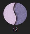 Тени компактные Relouis Silky Eyes №12