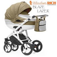 Универсальная коляска 2 в 1 Kinder Rich Blaze Lazer Mount