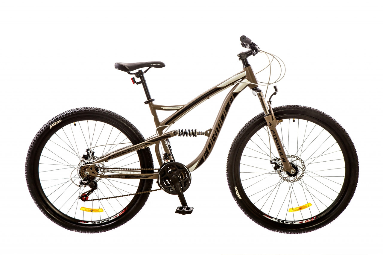 """Горный спортивный велосипед  с дисковыми тормозами 29"""" Spark Formula"""