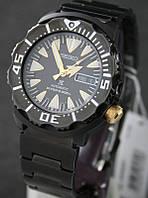 Часы Seiko Monster Prospex SRP583K1 Automatic Diver's 4R36, фото 1