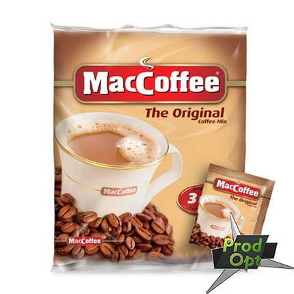 Кава розчинна Маккофе 3в1 Класік 25 пакетів, фото 2