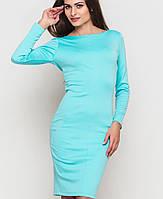 Платье с молнией сзади | 2219 sk