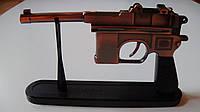 Зажигалка газовая пистолет Маузер