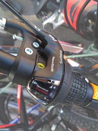 """Алюминиевый велосипед Optima HIGHWAY 28"""" с багажником, фото 2"""