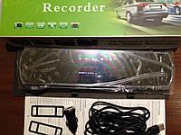 """Видеорегистратор в зеркале заднего вида DVR  118С  экран 2.5"""""""